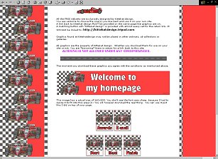 And the winner is... Ferrari-webset for boys. Added on 14-08-2002